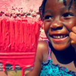 Apple's iphone 6s creates a colorful vision of haiti via a painter's eyes