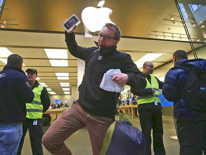 Apple black friday 2016: don't frequent the apple store company teased customers having