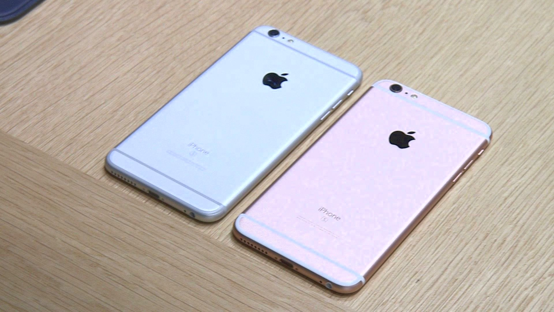 Iphone 6s contacts, pics and vids