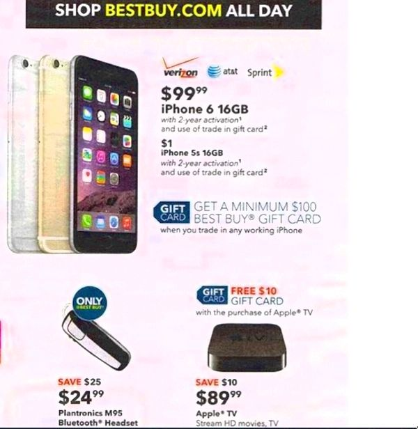 reputable site c3844 7699d Best iphone 6 black friday discounts and deals | Iphone Haiti relief